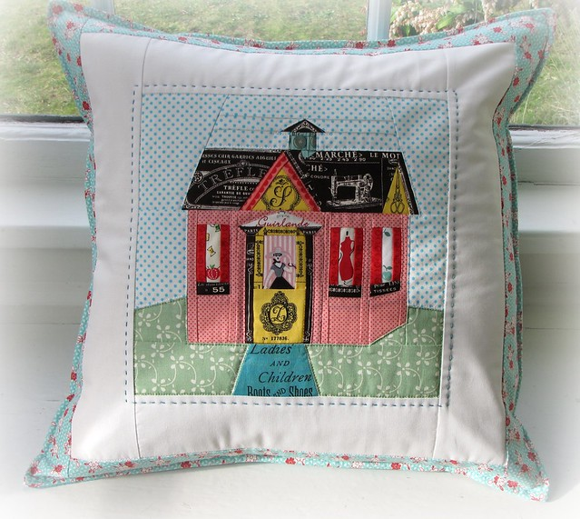 Cozy Cottage Pillow