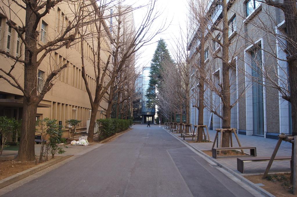 早稲田大学構内