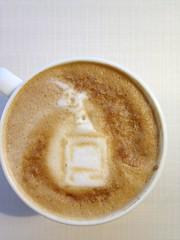 Today's latte, ResEdit.