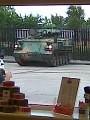 Tank in self storage at our Preston site