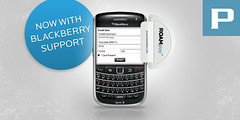 Blackberry RoamPay Card Reader