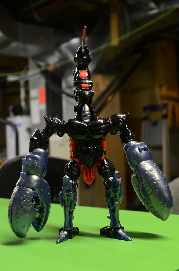 Beast Wars Scorponoks