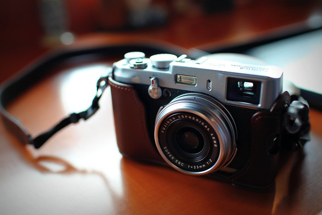 My Travel Mate - Fujifilm X100