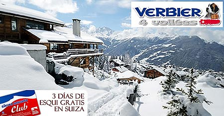 Forfait Sierra Nevada Verbier