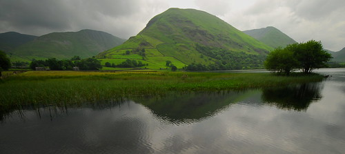lake mountains reflections landscape nationalpark nikon view tripod lakedistrict cumbria fells d200 manfrotto brotherswater britnatpark