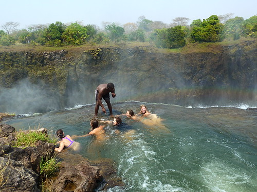 Jumping to the devil 39 s pool victoria falls reclaiming my future for Devils swimming pool victoria falls