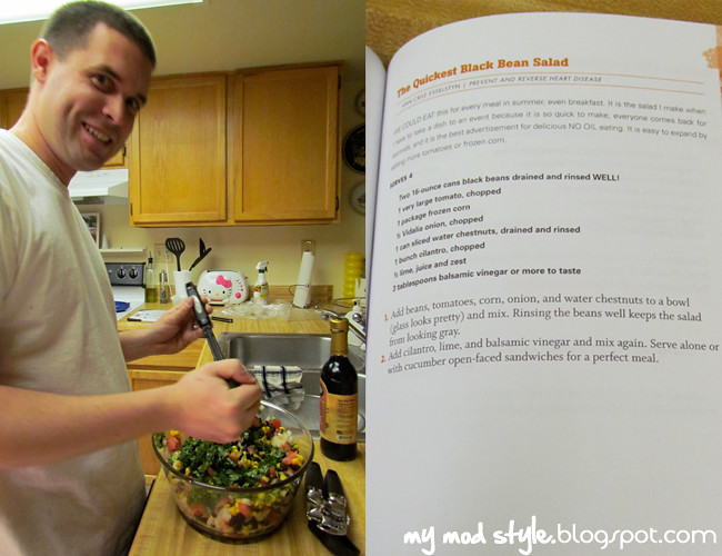 Whole Food Cody & Recipe