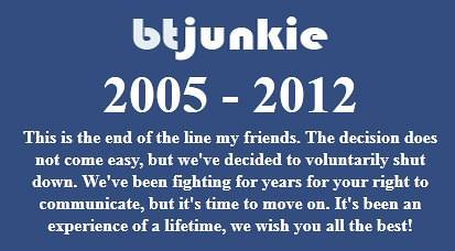 btjunkie shuts down