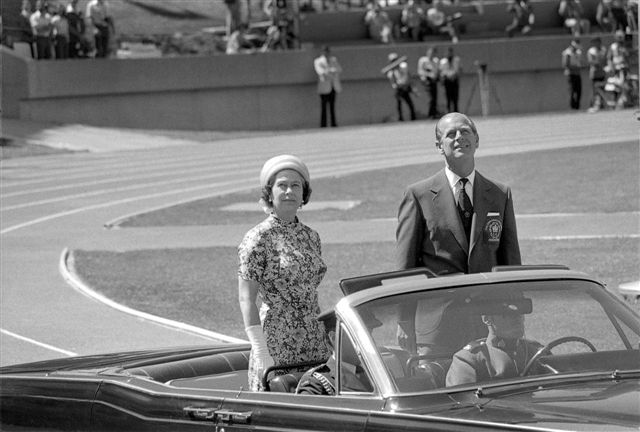 Queen Elizabeth II 1978
