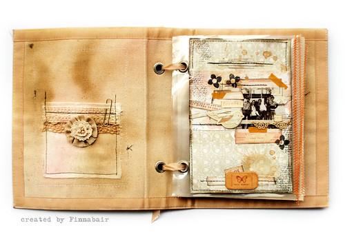Prima folder - Donna Downey