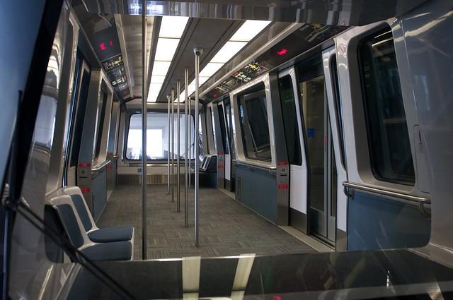 Empty Airtrain