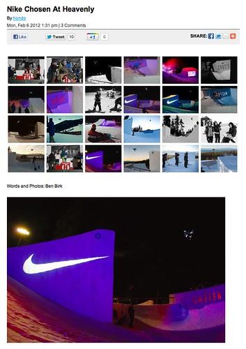Nike Chosen
