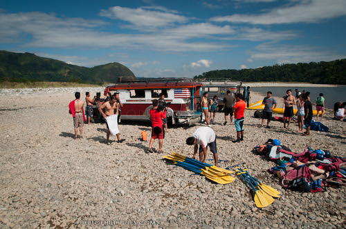 White Water River Rafting - Tabuk - Kalinga, Philippines (140143 - 120123)