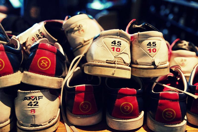 Bowling shoes 2