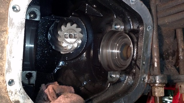 Front Axle Complete Seal Replacement Ford Truck Enthusiasts Forums