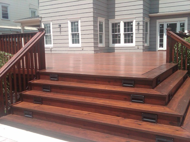 Deck Stain Maplewood NJ Flickr Photo Sharing