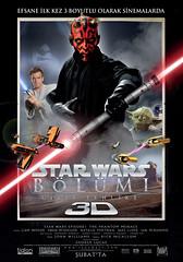 Star Wars Bölüm 1: Gizli Tehlike - Star Wars Episode I: The Phantom Menace (2012)