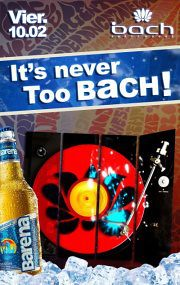 It's Never Too Bach - Viernes - Bach