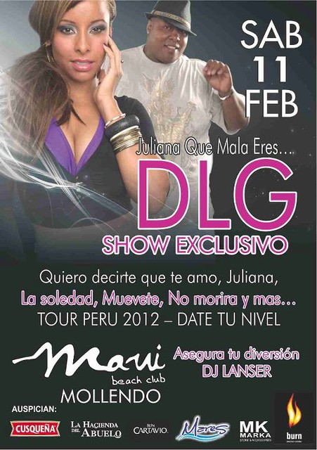 DLG en Maui Beach Club