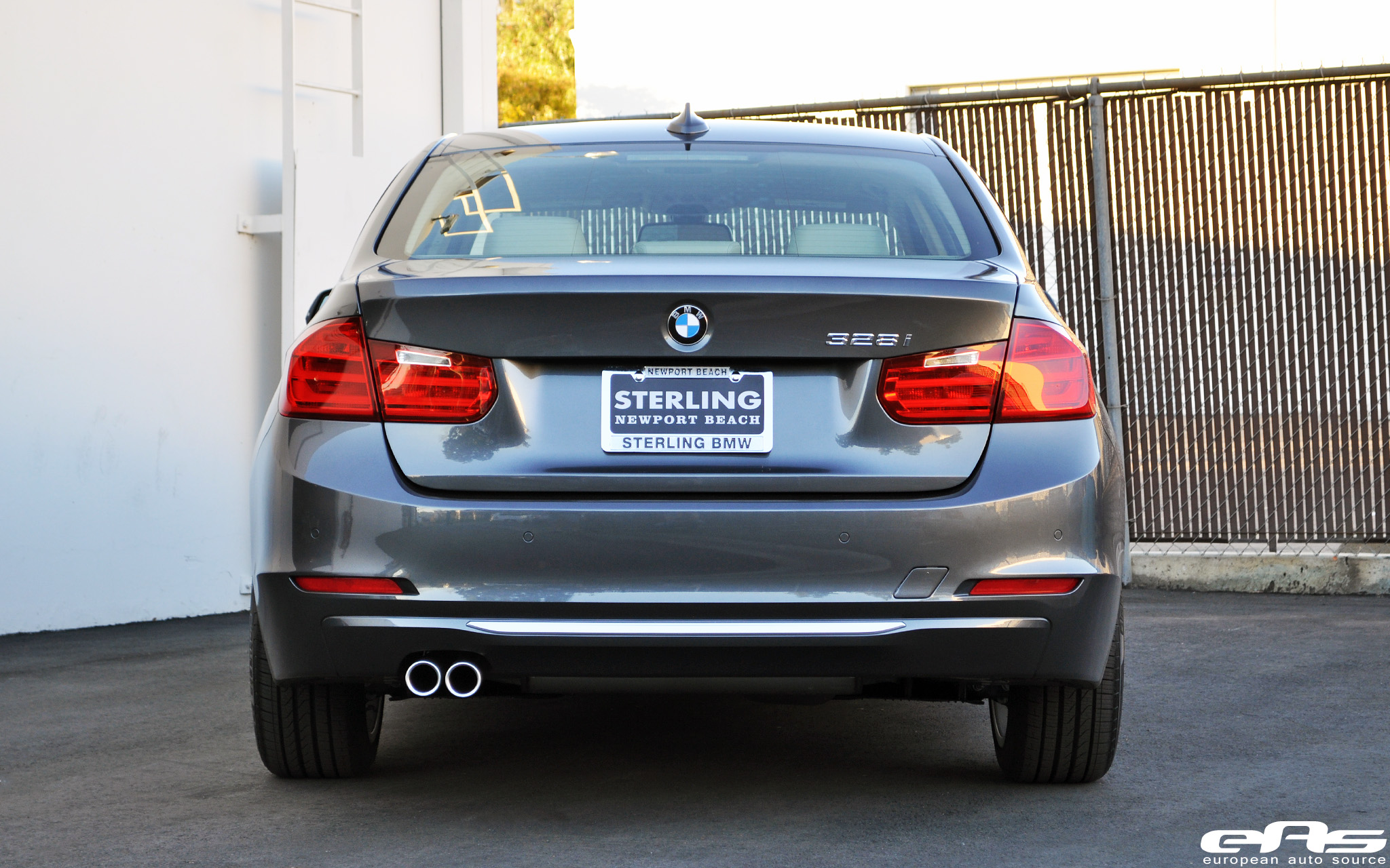 Mineral Gray F30 328i Photos Bmw Performance Parts Services