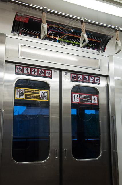 KCJ205系ドア周り