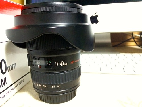 EF 17-40mm f/4L USM 2
