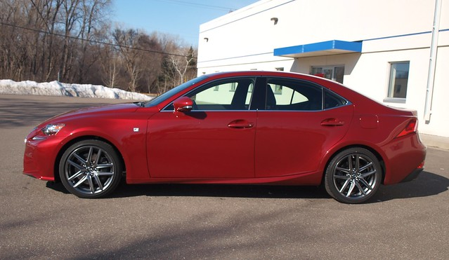 2014 Lexus IS 350 AWD F Sport