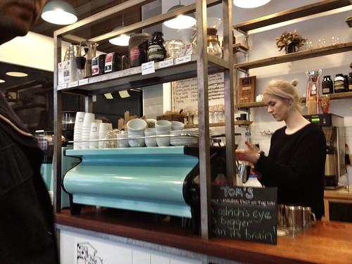 Curators Coffee, 9 Cullum Street, City of London