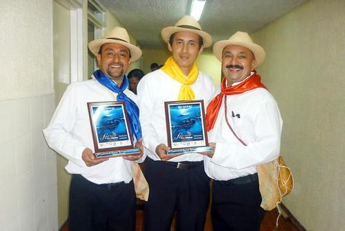 Participantes concurso Príncipes de la Canción 2014