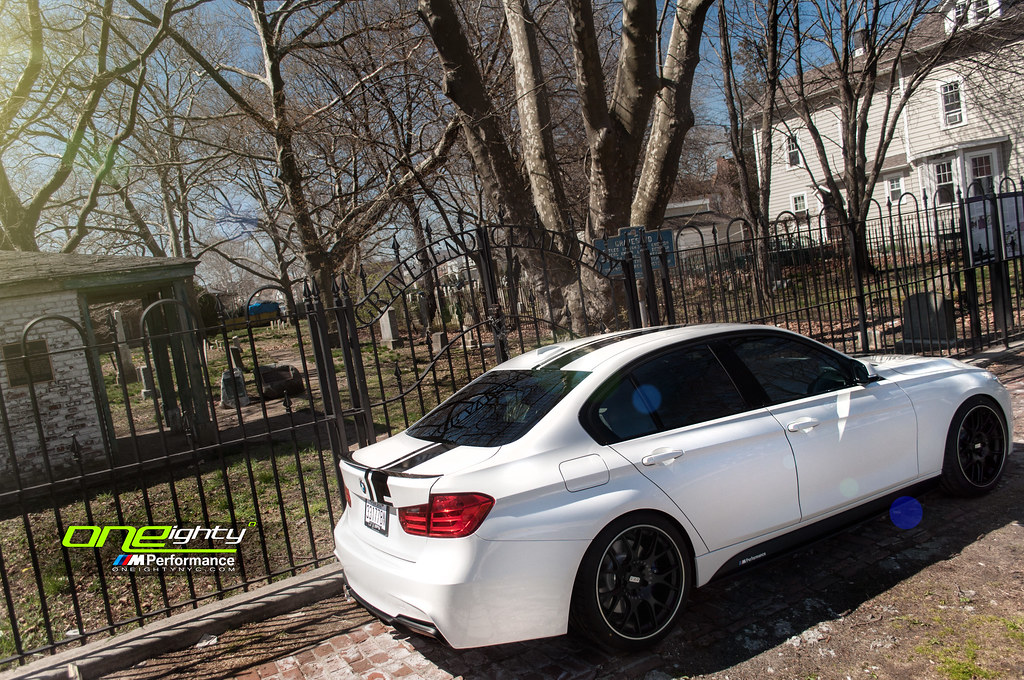 oneighty nyc feature bmw f30 328i m performance bbs. Black Bedroom Furniture Sets. Home Design Ideas