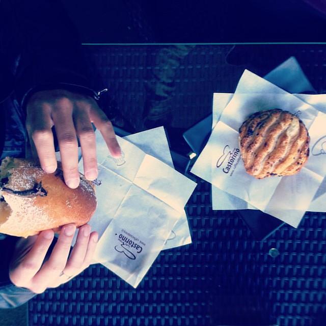 Breakfast con Pirchi #breakfastpic #coffee #foodstagram #breakfast