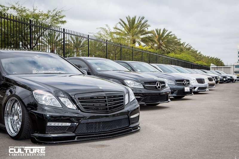 Cinco De Benzo 2016 Mercedes Benz Vpc Long Beach Ca