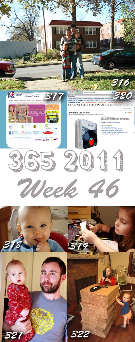 365 2011 Week 46
