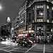 London Art at night by Sebastian Zdyb