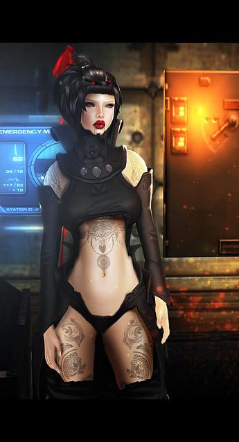 CyberPunkStyle(Aida)