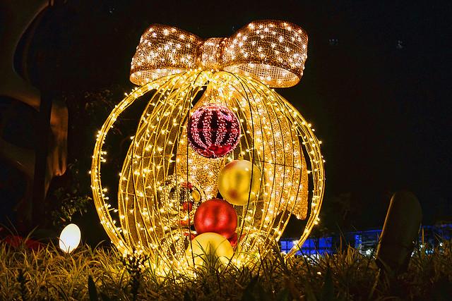 Christmas tree at VivoCity, Singapore