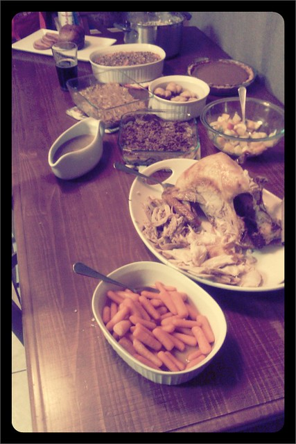 Thanksgiving Part II