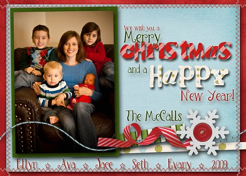 McCall Card