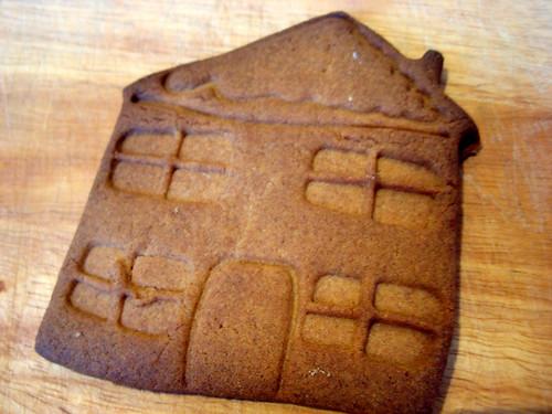 gingerbread house for children