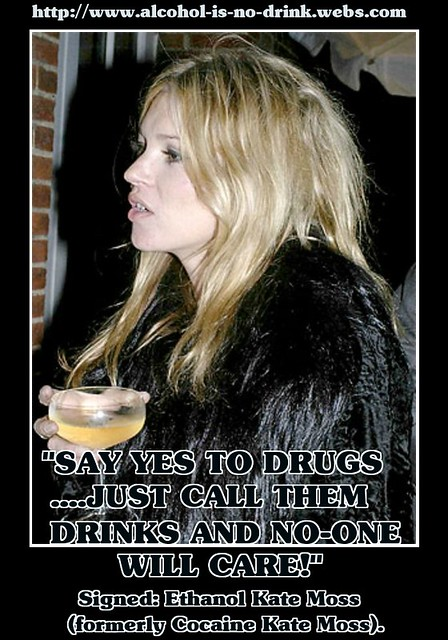 Kate Moss Drugs