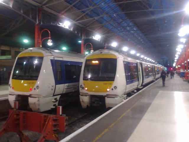 London Marylebone Station - Chiltern Railways 168109