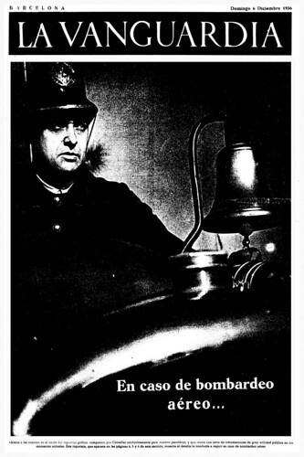La Vanguardia 6 de diciembre de 1936 con reportaje de Agustí Centelles by Octavi Centelles