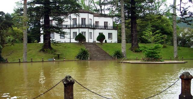 Terra Nostra, Furnas, Sao Miguel, Azores