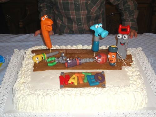 Handy Mandy Cake