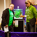 Me and Chris Lukhaup with my winning tank at ukaps.org Aquascaping Contest at Aquatics Live London Olympia by Stu Worrall Photography