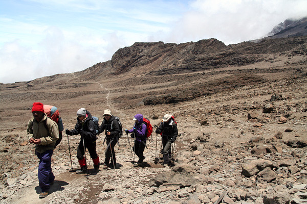 6435446205 ff76147860 z Viaje de exploración a Tanzania :: Días previos a la cumbre del Kilimanjaro