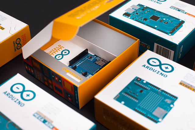 ARDUINO RETAIL PACKAGING