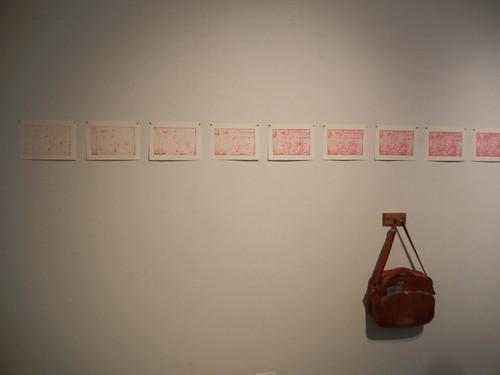 Art Practice Department Hornor Student Show, Worth Ryder Gallery, UC Berkeley _ 8532