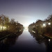 The canal, Berlin. by wojszyca