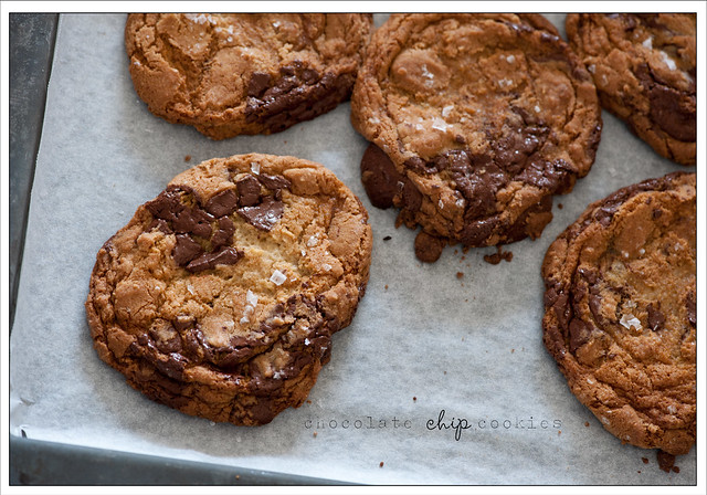 2. chocolate chip cookies